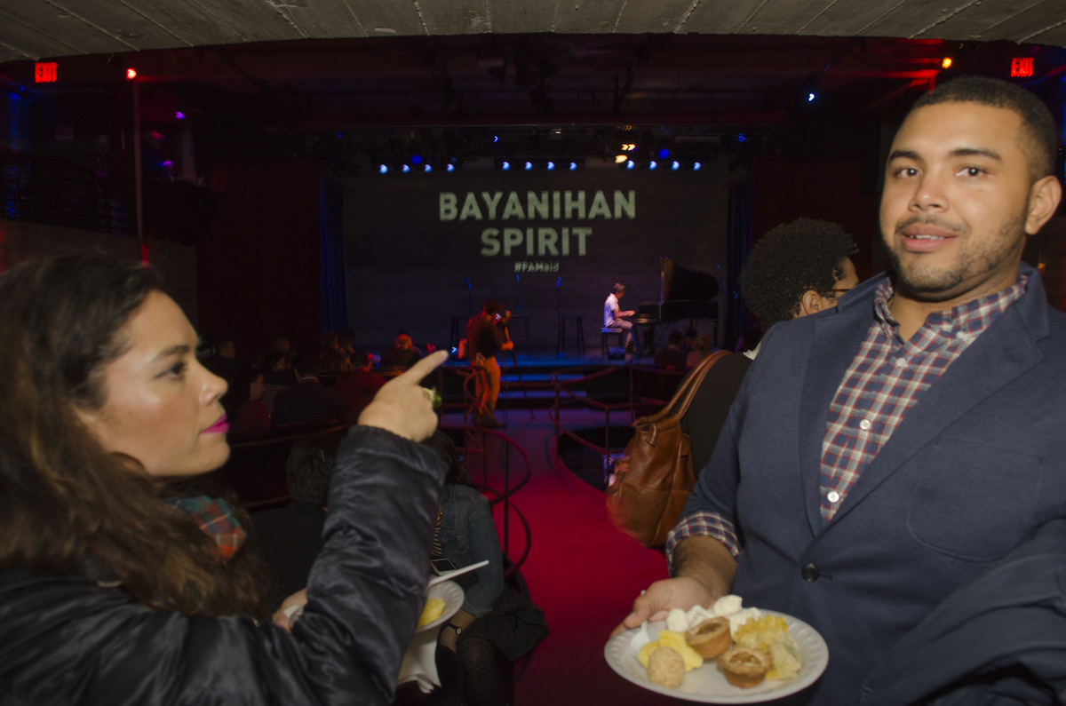 BAYANIHAN SPIRIT AT GALAPAGOS ART SPACE