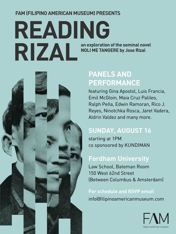 READING RIZAL: Part 1