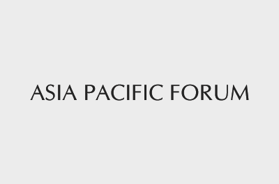 ASIA PACIFIC FORUM RADIO INTERVIEW